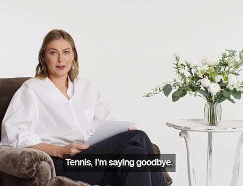 တင်းနစ် ကစားသမားဘဝက အနားယူသွားခဲ့ပြီ ဖြစ်တဲ့ မာရီယာ ရှာရာဗိုဗာ
