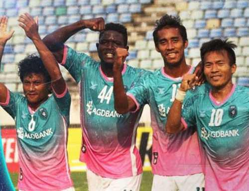 AFC Cup အုပ်စုအဆင့် ဒုတိယမြောက်ပွဲမှာ နိုင်ပွဲစတင်ပိုင်ဆိုင်ခဲ့တဲ့ ရန်ကုန်ယူနိုက်တက်