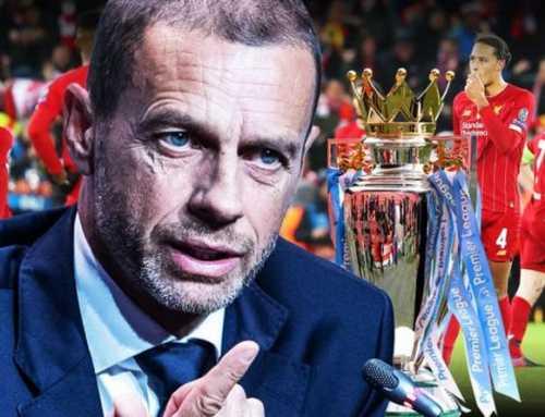 လက်ရှိရာသီ ဖျက်သိမ်းရင်တောင် လီဗာပူးလ် လိဂ်ဖလား ရနိုင်တယ်လို့ UEFA ဥက္ကဌ ပြော