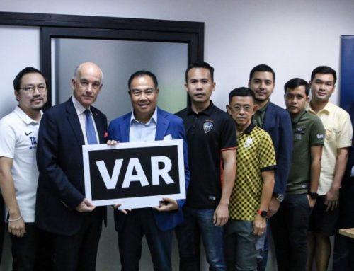 လက်ရှိရာသီ ထိုင်းလိဂ် ပြိုင်ပွဲမှာ VAR အသုံးမပြုတော့ဘူးလို့ ထိုင်းဘောလုံးအဖွဲ့ချုပ် အတည်ပြု