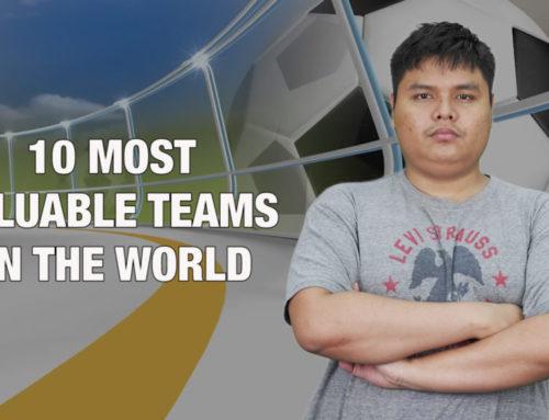 ၂၀၂၀-၂၀၂၁ ဘောလုံးရာသီရဲ့ ကမ္ဘာ့ တန်ကြေးအမြင့်ဆုံး ဘောလုံးအသင်း ဆယ်သင်း