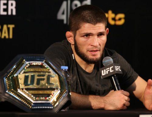 UFC ကြိုးဝိုင်းထဲကို ပြန်မလာတော့ဘူးလို့ ယတိပြတ် ပြောလိုက်တဲ့ ခါဘစ်