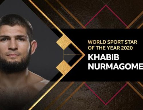 ၂၀၂၀ ခုနှစ်ရဲ့ World Sport Star ဆုကို ရရှိခဲ့တဲ့ UFC နာမည်ကြီး ဖိုက်တာ ခါဘစ်