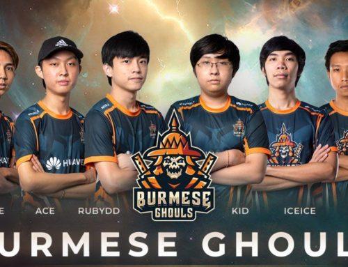 အရှေ့တောင်အာရှမှာ မြန်မာတွေရဲ့ အရည်အချင်းကို ပြသခဲ့တဲ့ Burmese Ghouls