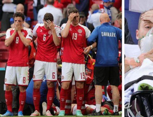 နှလုံးရှော့ခ်ဖြစ်ခဲ့တဲ့ ဖြစ်ရပ်ကြောင့် ဘောလုံးလောကကို စွန့်ခွာရဖွယ် ရှိတဲ့ အဲရစ်ဆင်
