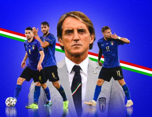 ရှုံးပွဲမရှိ အများဆုံး နိုင်ငံအသင်း အဖြစ် မှတ်တမ်းဝင်ခဲ့တဲ့ အီတလီ လက်ရွေးစင်အသင်း